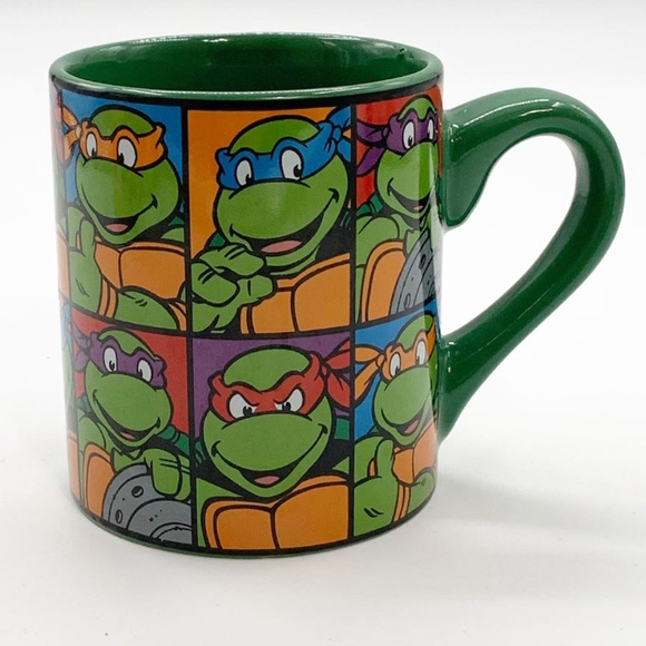 Teenage Mutant Ninja Turtles Coffee Mug Cup